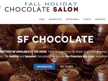San Francisco's Fall Chocolate Salon coming this weekend (Nov. 24)
