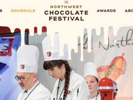 Coming to Seattle: The Northwest Chocolate Festival! (Nov. 9-10)