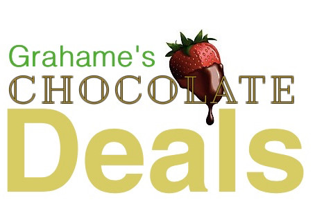 Grahame's Chocolate Deals (July 4th weekend)