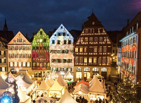 Germany's Biggest Chocolate Festival is Back! (Dec. 3-9)