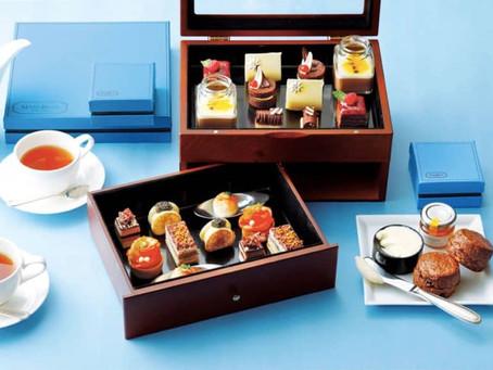 Afternoon Tea, Chocolate Style