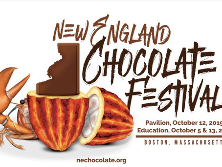 This Weekend: The New England Chocolate Festival!
