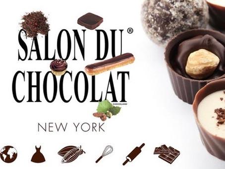 Salon du Chocolat Comes to New York (Nov 16-17)