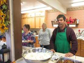 Thanksgiving for Community Youth