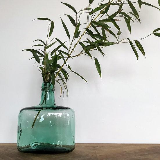 Vase bonbonne vintage
