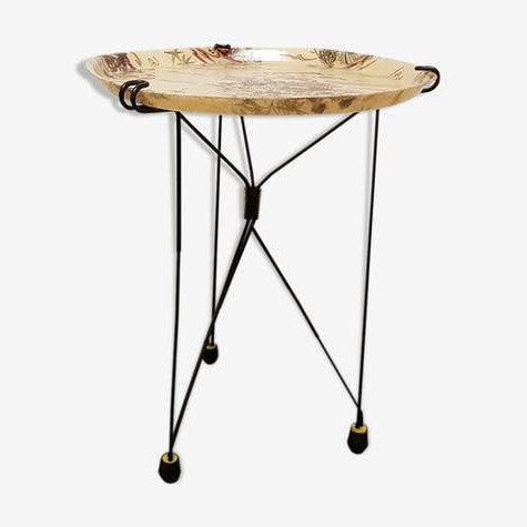 Petit table tripode 50
