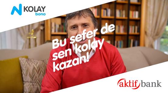 Aktifbank NKolay Bono Reklam Kampanyası