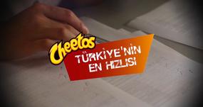 Cheetos Türkiye'nin En Hızlısı