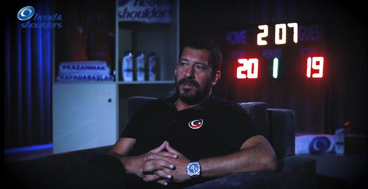 Head and Shoulders Türkiye Basketbol Takımı Mini Belgeseli