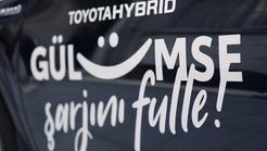 Toyota Hybrid Gülümse Şarjını Fulle Kampanyası