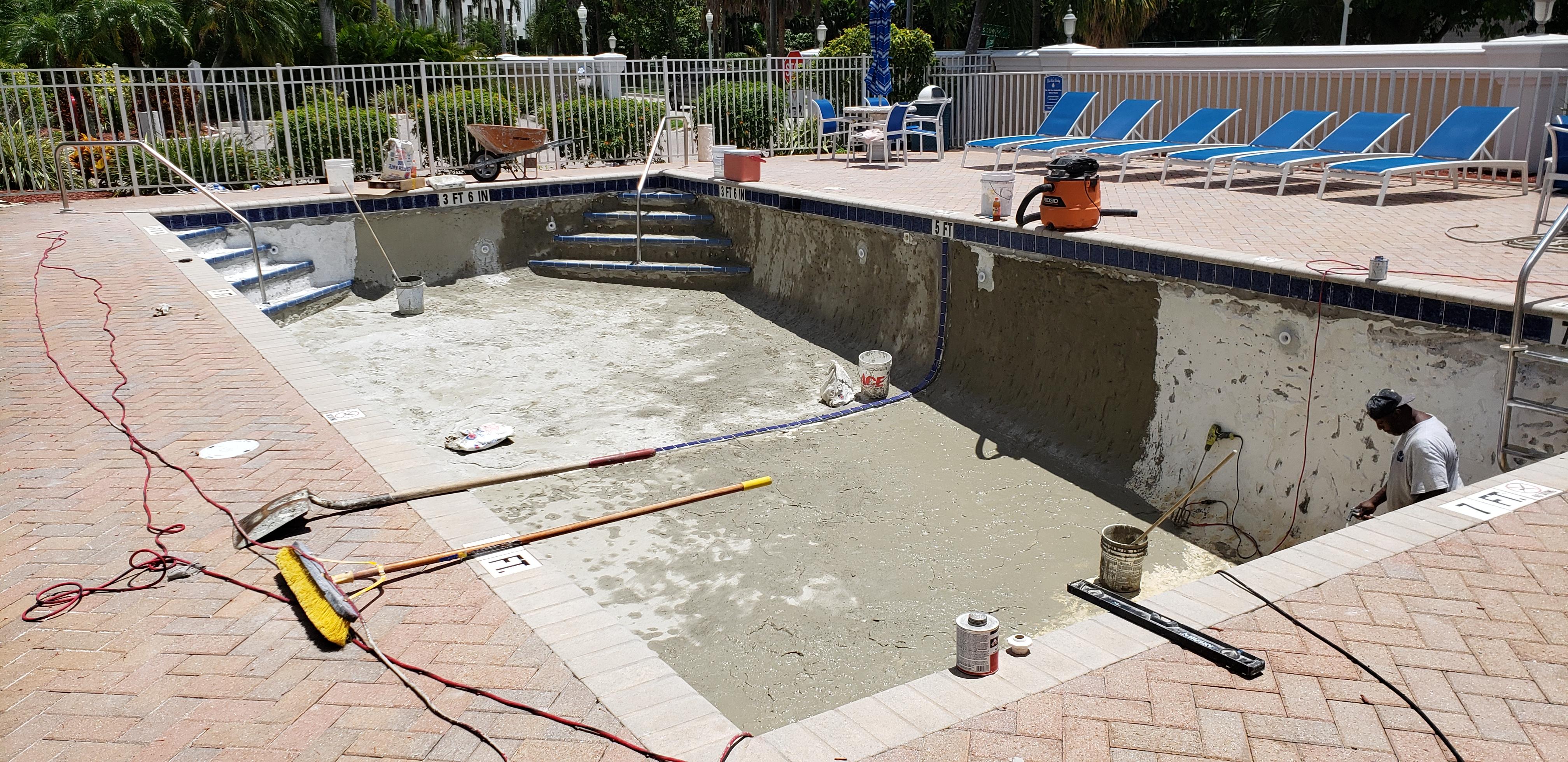 2019-07-20 Pool Resurfacing (5)