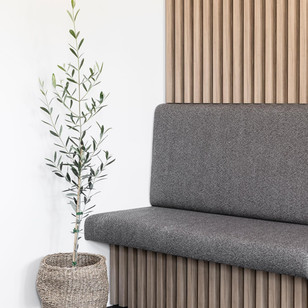 Wollongong Surgical Associates- Banquette seating