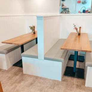 LOAF Cronulla- Bench Seating