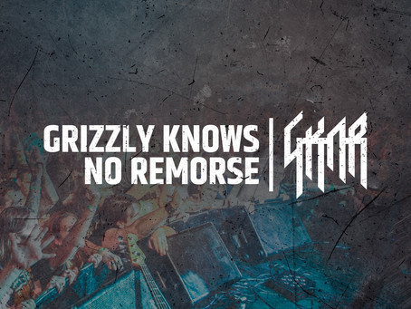 Grizzly Knows No Remorse — GKNR (2018, Self Released)