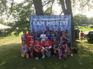 Mighty Niagara 1/2 Marathon