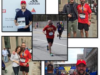 North Star BlueScope's Bill Burns Takes on Marathon Monday in Boston