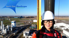 University of Toledo Co-Op Student Reaches New Heights