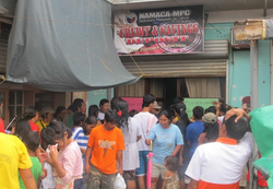 On 29th December 2013, VICTO National and Nagkaisang Magsasaka nang Caibiran MPC
