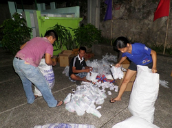 Relief consisted of food, water, hygiene kits, bedding, and mosquito nets..png