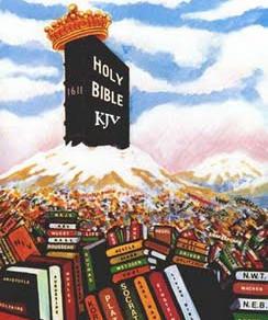 Seven Sealed King James Bible