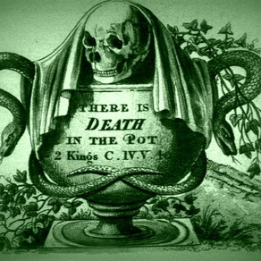 There is death in the pot!
