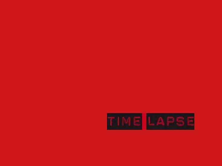 TIME LAPSE de Nicolas Landemard & Christine Guinard