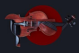 Saint-Germain-des-Prés, un soir de pluie. Alban, violoniste renommé...