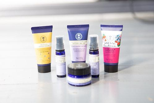 Contact your instructor for orders - Neals Yard Set