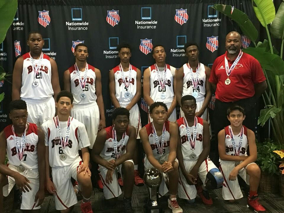 2016 AAU International National