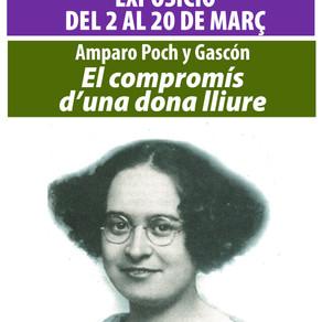 Exposició Amparo Poch