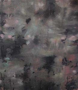 Utan titel (nästan färdig), 150x130 cm