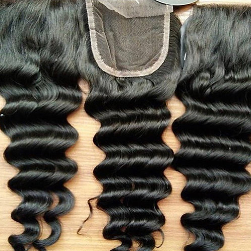 Tropical Deep Wave Closure