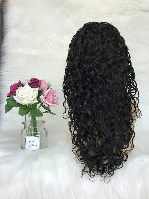 Natural Wave Frontal Wig