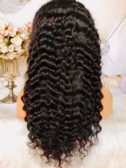Tropical Deep Wave Frontal Wig