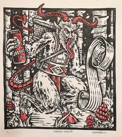 Furious Krampus