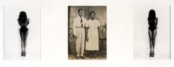 MY GRANDMOTHER AND UNCLE