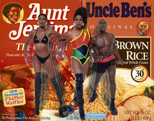 LIBERATION OF AUNT JEMIMA & UNCLE B