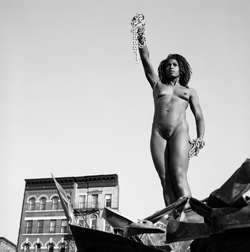 LIBERTY IN THE SOUTH BRONX