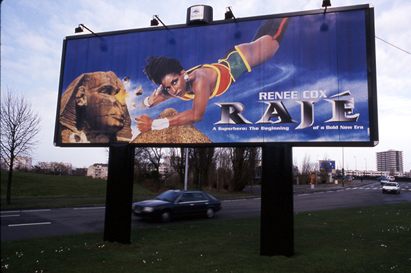 RAJE BILLBOARD, NANTES, FRANCE