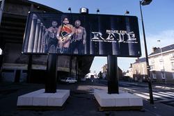 RAJE BILLBOARD, NANTES, FRANCE