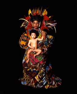 YO MAMADONNA AND CHILD