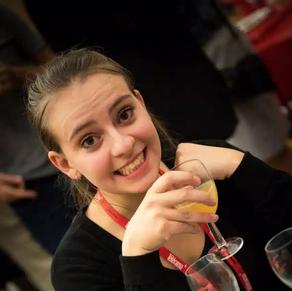 Mathilde à la cuisine