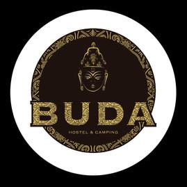 Logo Buda Hostel & Camping