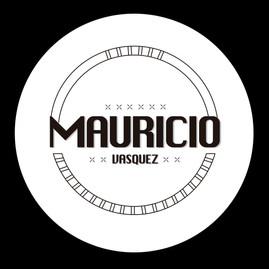 Logo personal Mauricio Vasquez