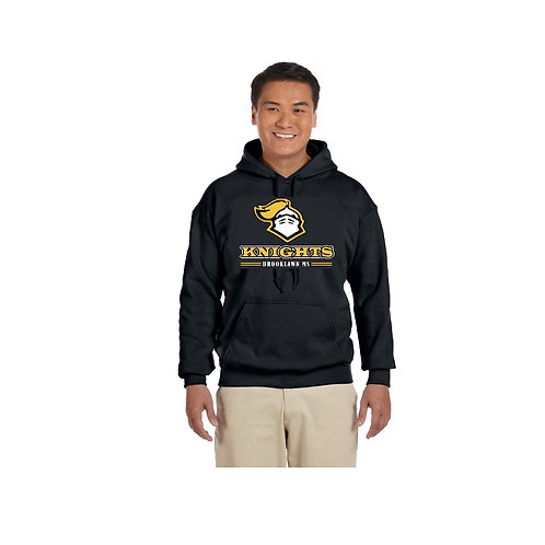 Cotton/Polyester Blend Hoodie