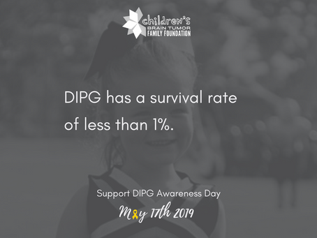 A Birthday Wish:   Make May 17th National DIPG Awareness Day