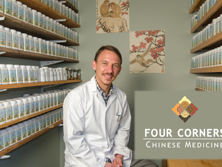 Introducing the Four Corners of Chinese Medicine