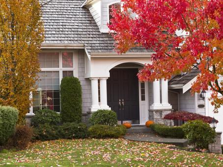 Top 10 Fall Home Maintenance Checklist
