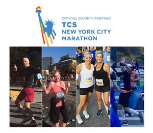 CBTFF 2018 TCSNYC Marathon Team