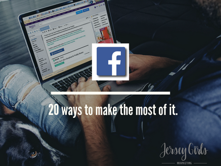 20 Ways to Make The Most of Facebook for Your Business